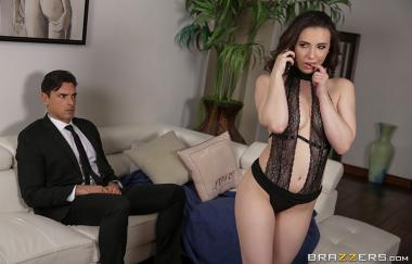 Casey Calvert, Ryan Driller – Professioneller Pussy-Schutz – Real Wife Stories (Brazzers)